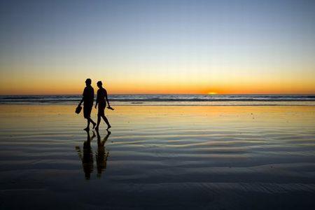 Verrassend: de 7 voordelen van een strandwandeling