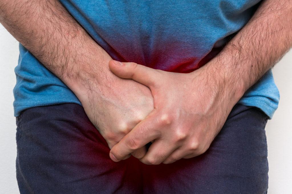 De verschillende vormen van urineverlies bij mannen