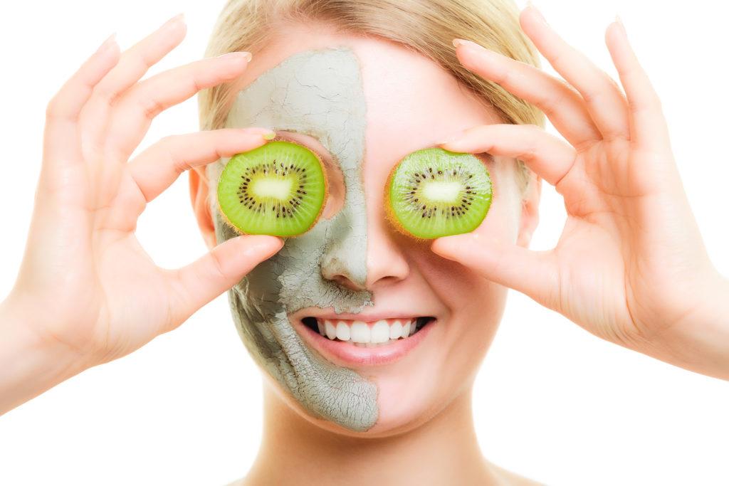 Verwen je huid met groente en fruit