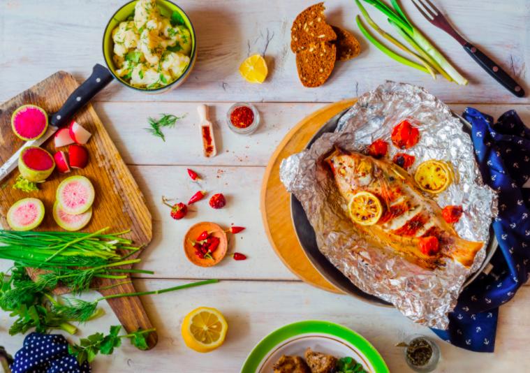 Vrijdag visdag: onze 6 favoriete recepten met … jawel: vis!