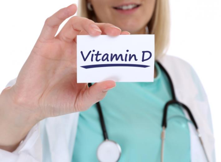 Vitamine D3 réduit le risque de chute
