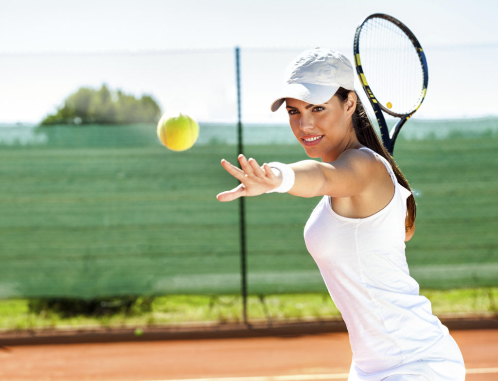 De voordelen van contactlenzen tijdens het sporten!