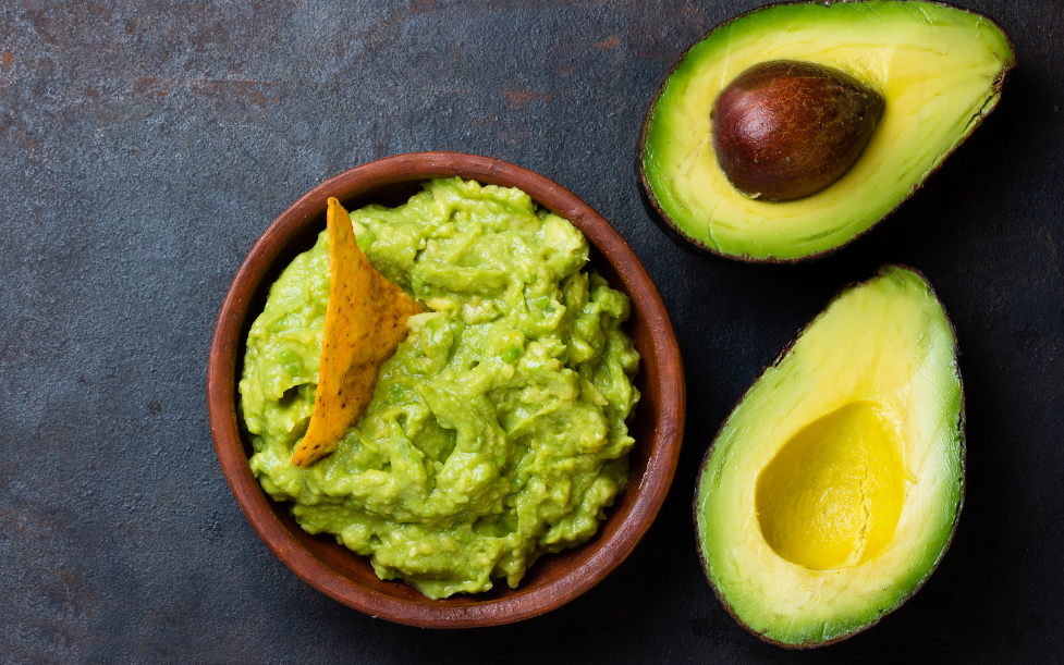 De voordelen van guacamole