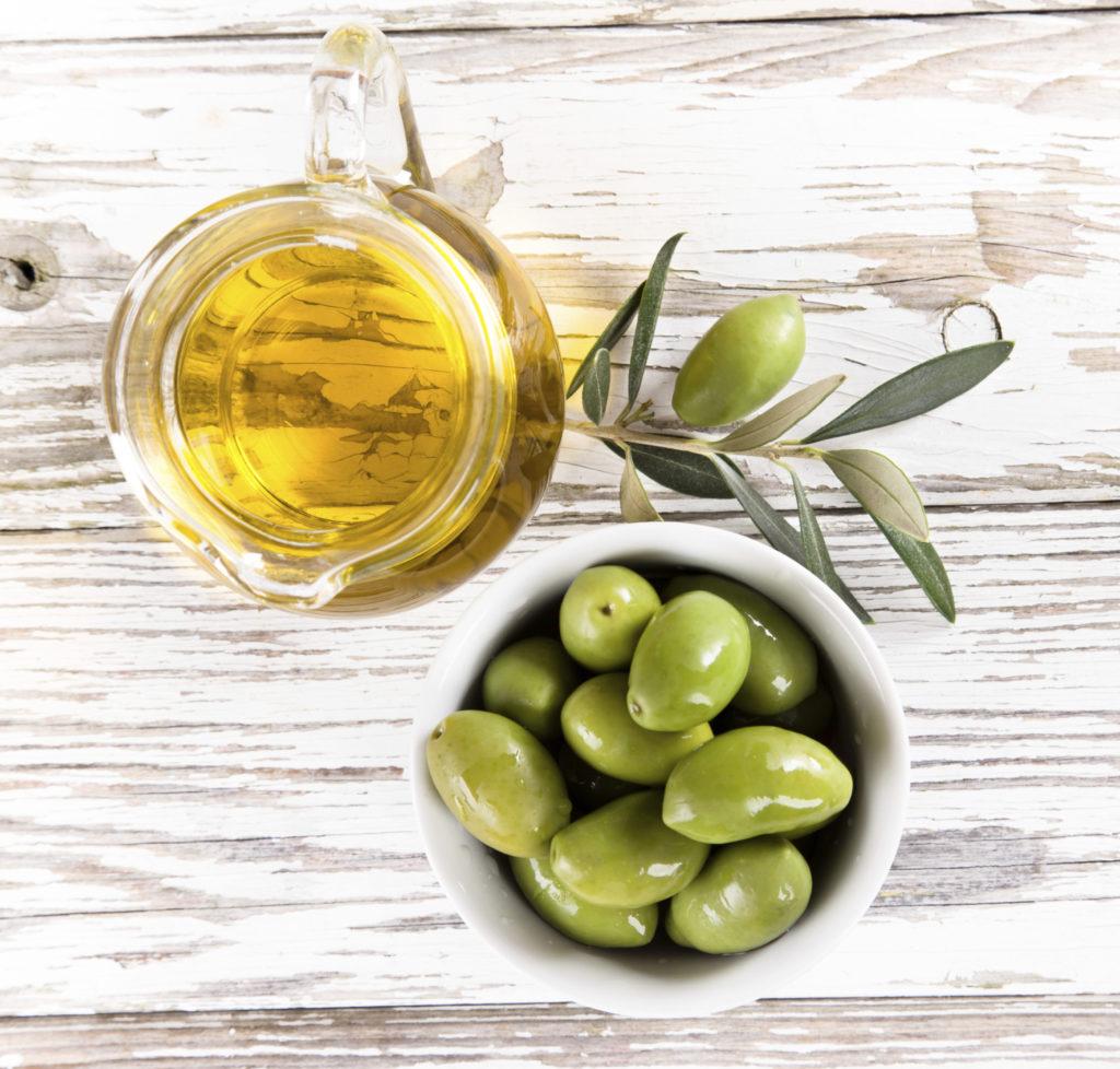 De voordelen van olijfolie