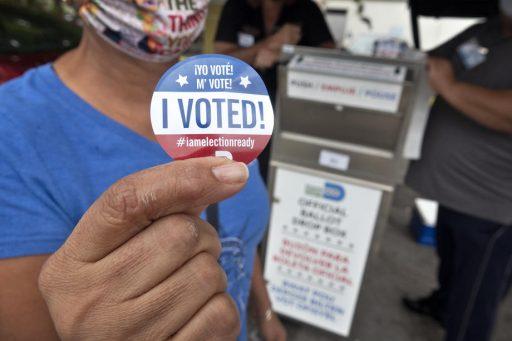 Uber, marijuana, champis hallucinogènes… Les Américains ne font pas qu'élire leur président le 3 novembre