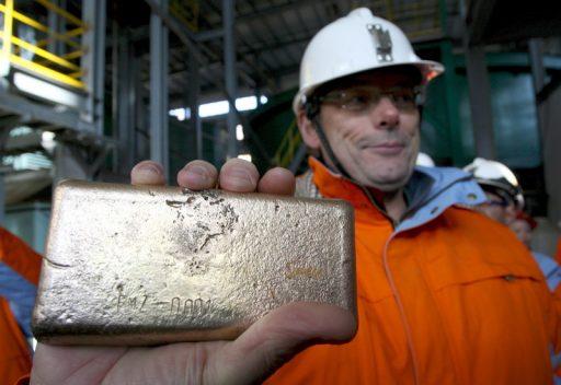 De l'or ou des actions? Le métal précieux est à son niveau le plus haut depuis 2011