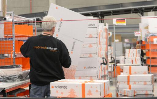 Lockdowns legden Zalando geen windeieren: omzet lag kwart hoger dan normaal