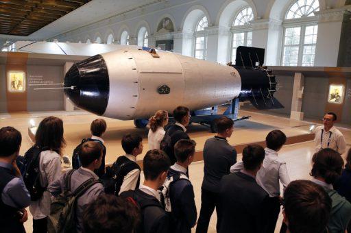De nouvelles images dévoilent la plus puissante bombe à hydrogène de l'histoire
