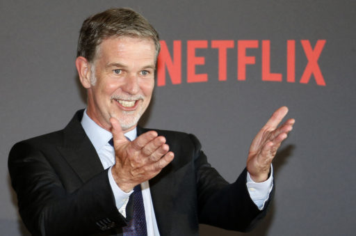 Netflix verkoopt 70 procent minder abonnementen
