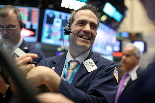 Big Tech jaagt Wall Street hoger