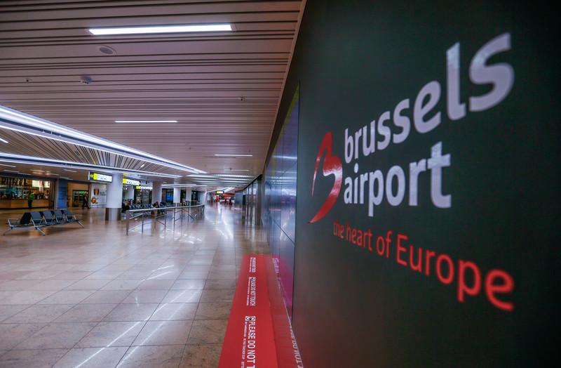 Het aandeel dat Vlaanderen nu heeft in Brussels Airport bedraagt 100 miljoen euro. - STEPHANIE LECOCQ/EPA