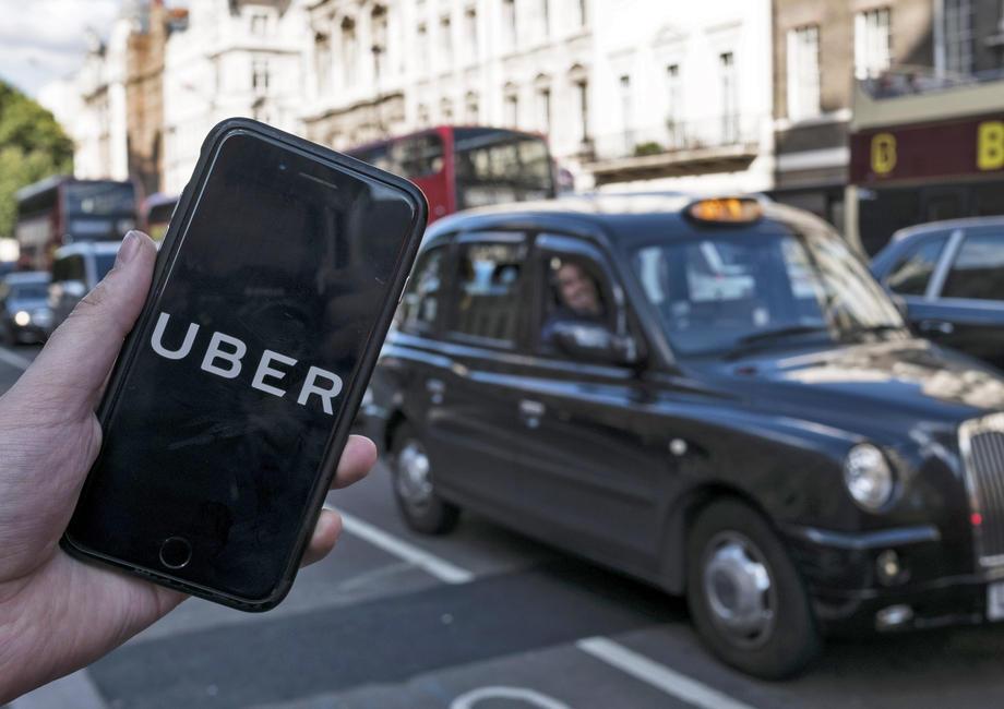 Uber is licentie in Londen kwijt.