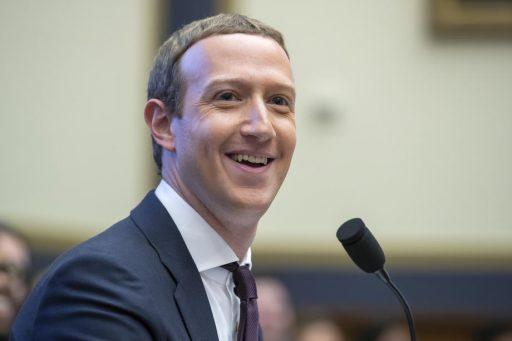 Mark Zuckerberg rejoint le club très fermé des 'centimilliardaires'