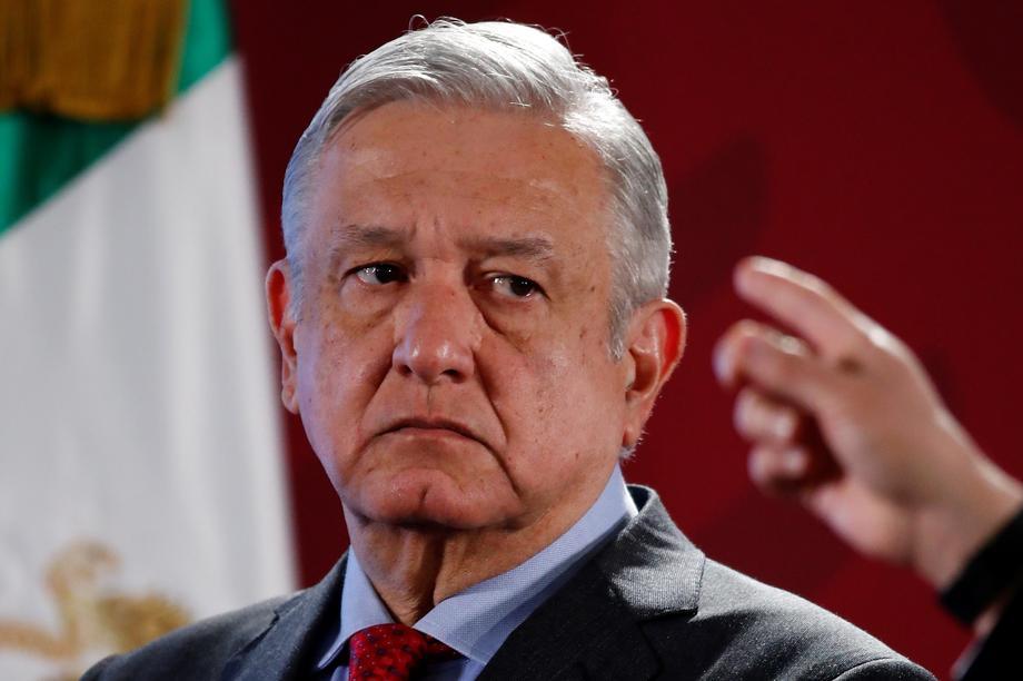 Mexico komt in een recessie terecht