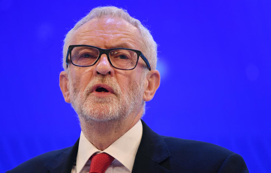 Antisémitisme: le Labour suspend son ancien leader Jeremy Corbyn