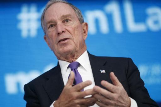 Bloomberg haalt miljoenen op zodat ex-gedetineerden kunnen stemmen