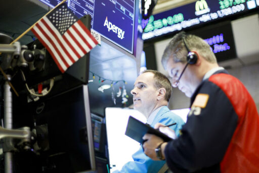 Wall Street reprend sa marche en avant