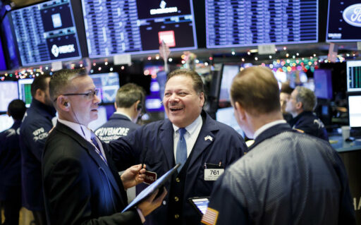 Dow Jones start week met flinke winst