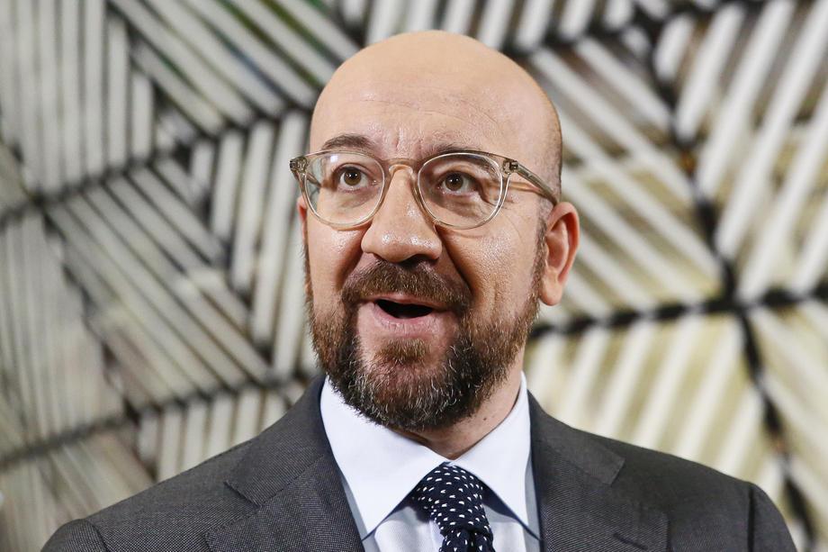 Charles Michel en quarantaine : le sommet européen est reporté