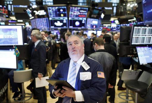 Nasdaq en S&P 500 zetten kwartaal met winst in, Dow Jones blijft achter