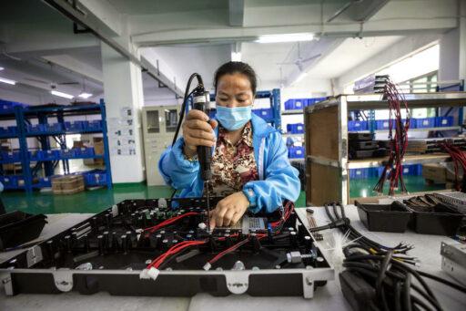 China wint aan ongezien tempo marktaandeel in wereldhandel sinds pandemie