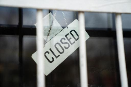 Près de 500 faillites et plus de 1.000 emplois perdus en juillet