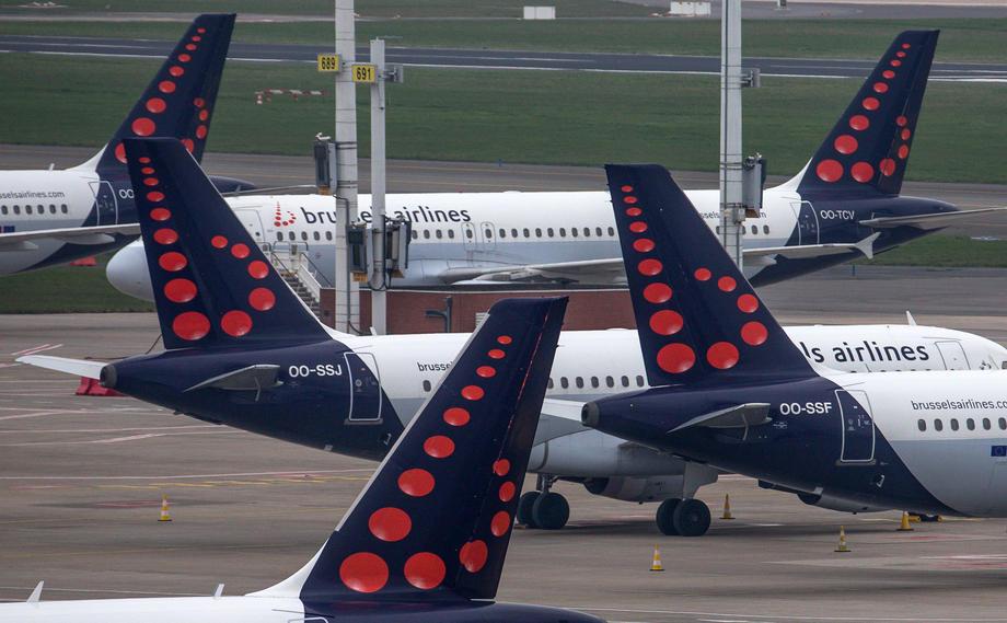 Brussels Airlines duikt diep in het rood: 'Onmogelijk om rest van 2020 te voorspellen'