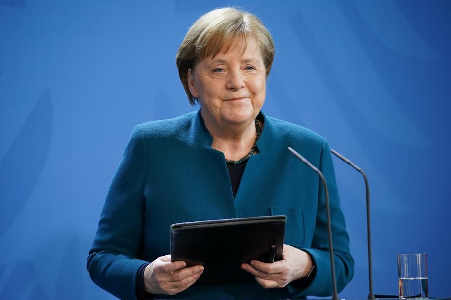 Plan de relance économique: Angela Merkel se dit 'optimiste'