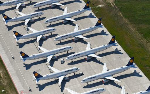 Lufthansa schrapt nog meer  jobs en vliegtuigen dan eerst aangekondigd