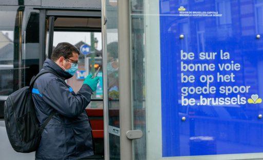 La STIB lance son système de paiements sans contact par carte bancaire ou smartphone dès mercredi