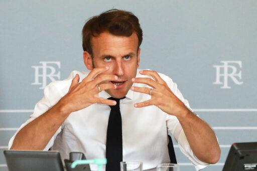 Macron kondigt relanceplan van 100 miljard euro aan