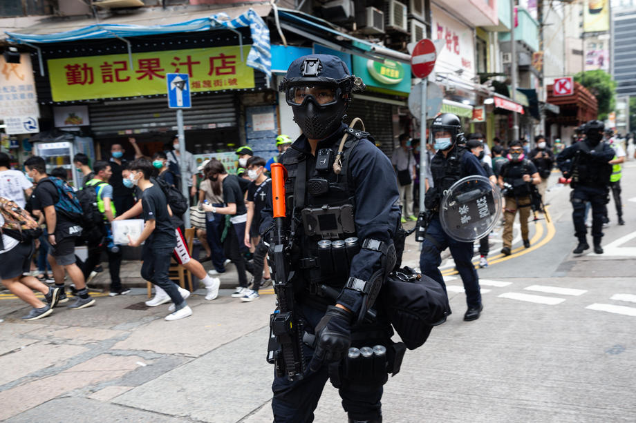 Les réseaux sociaux ne fourniront plus les données d'utilisateurs à la police de Hong Kong