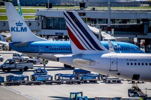 10 miljard euro staatssteun helpt Air France-KLM 'minder dan één jaar'
