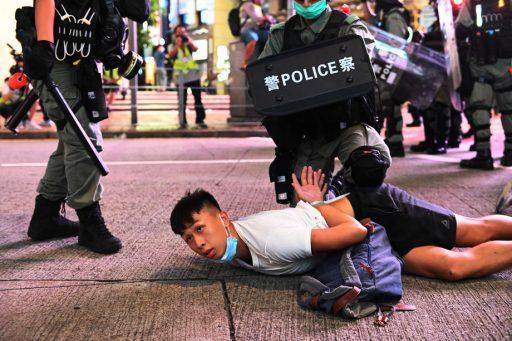 'Hongkong is gone', het einde van een vrije stadstaat