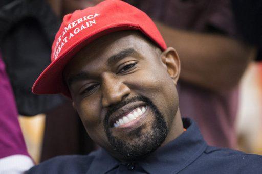 Kanye West doet dan toch geen gooi naar presidentschap