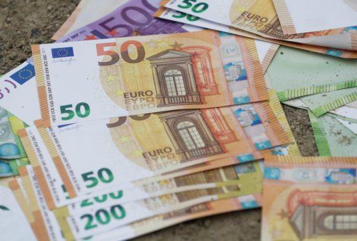 Belgen laten 545 miljoen euro op slapende rekeningen staan