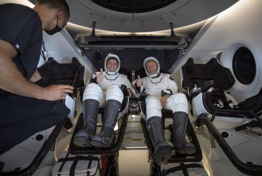 De komende 14 maanden hangt er minstens 1 SpaceX-schip in de lucht