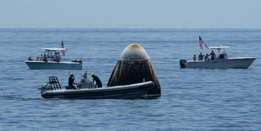 Succesvolle SpaceX-vlucht opent deur voor commerciële ruimtevaart