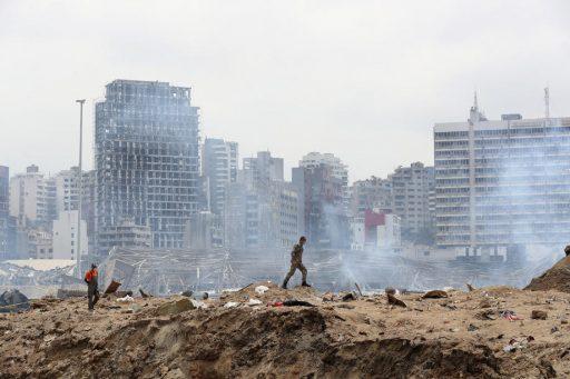 Explosion à Beyrouth: les Libanais se préparent à manifester pour réclamer des comptes
