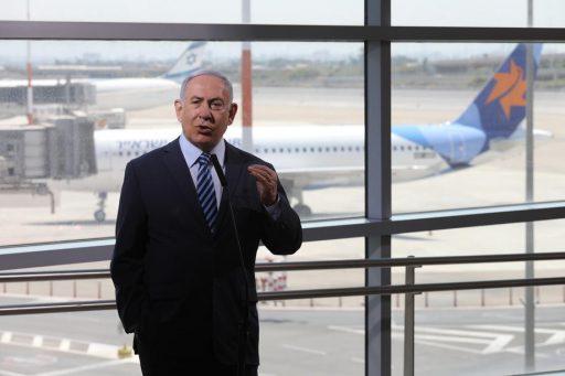 Israël boucle son espace aérien, tous les vols passagers sont suspendus