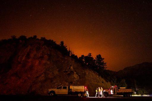 De bosbrandbusiness: hoe private brandweerteams branden blussen in Californië, als het genoeg opbrengt