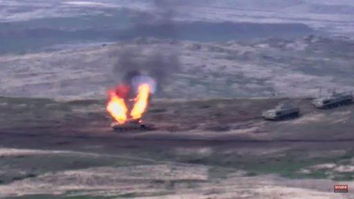 Sluimerend conflict tussen Armenië en Azerbeidzjan ontploft
