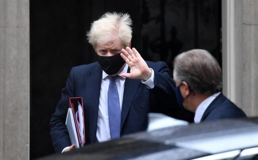 Ook nieuwe lockdown onderweg in Engeland: Johnson spreekt straks het land toe