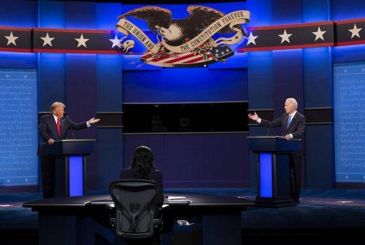 Google en Facebook bannen politieke reclame ná de presidentsverkiezingen