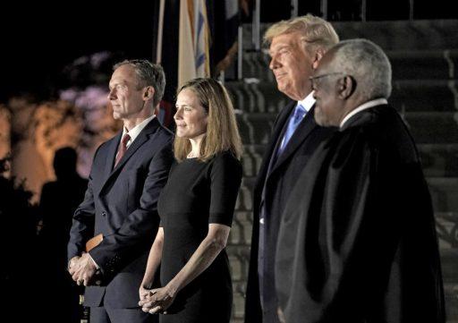 La Cour suprême pourrait-elle vraiment décider du sort de l'élection américaine?