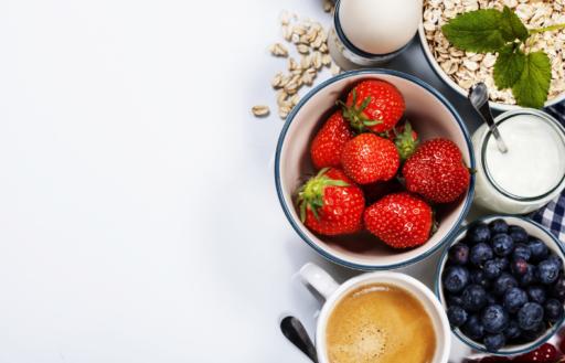 Waar moet een gezond ontbijt aan voldoen?