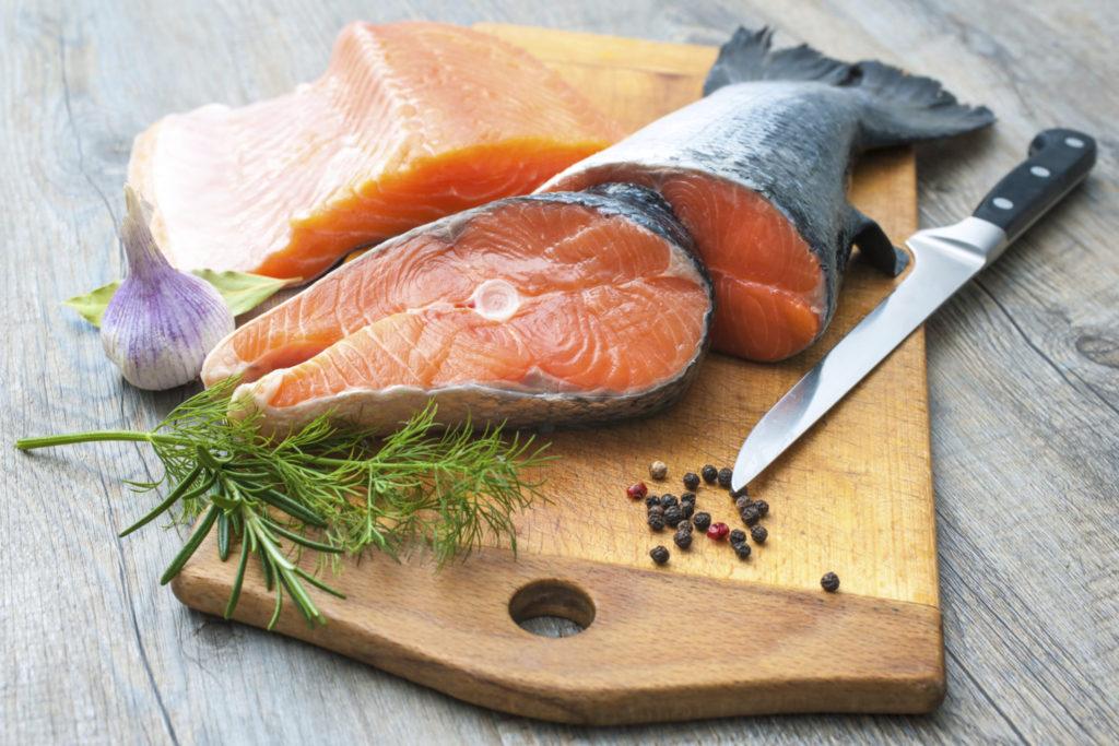 Waarom je 2 keer per week vis moet eten!