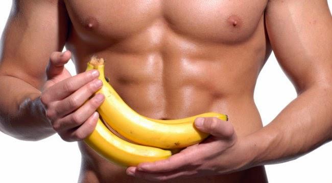 Waarom je altijd een banaan moet eten als je sport