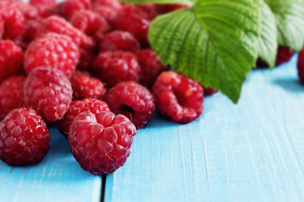Waarom je meer frambozen zou moeten eten