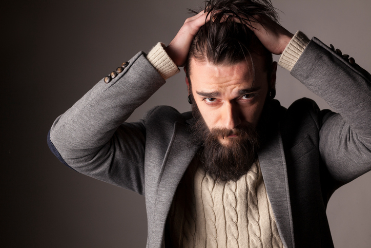 Waarom mannen met lang haar zo ongelooflijk sexy zijn!